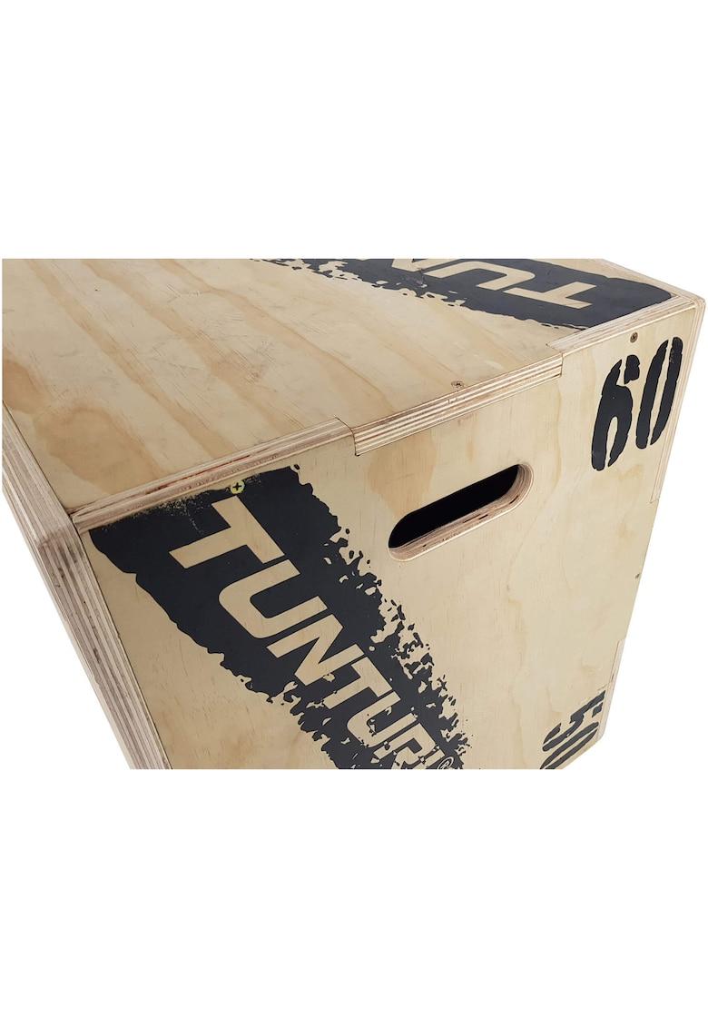 Cutie pliometrica lemn 20mm - 50x60x75 cm