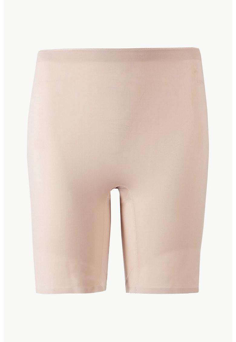 Pantaloni scurti modelatori - cu talie inalta imagine