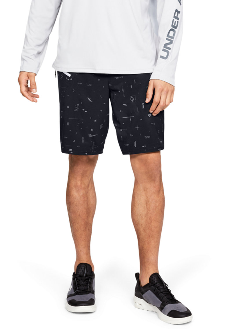 Pantaloni scurti de baie cu snur Tide Chaser imagine fashiondays.ro
