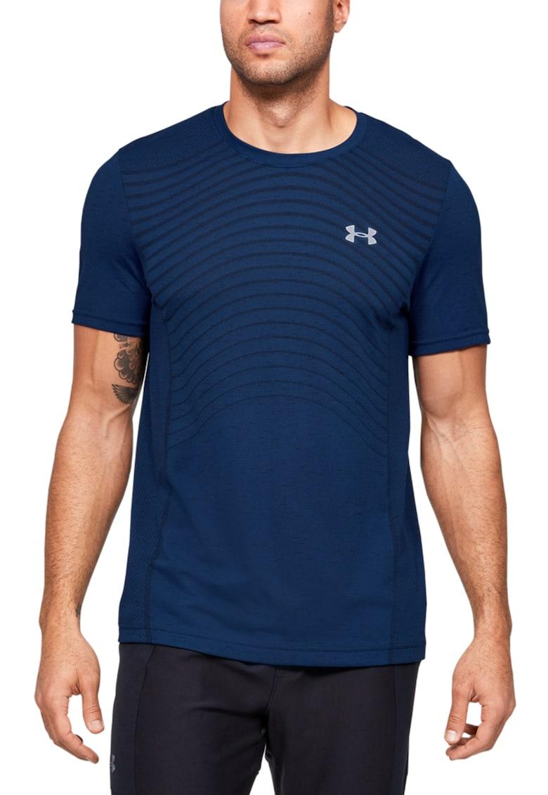 Tricou cu segmente pentru ventilatie - pentru fitness