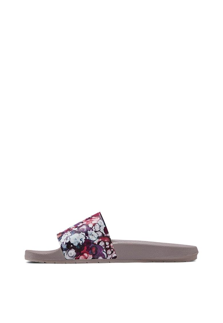Papuci cu imprimeu abstract Core Remix imagine