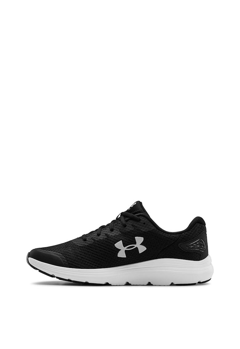 Pantofi din plasa tricotata - pentru alergare Surge 2 imagine