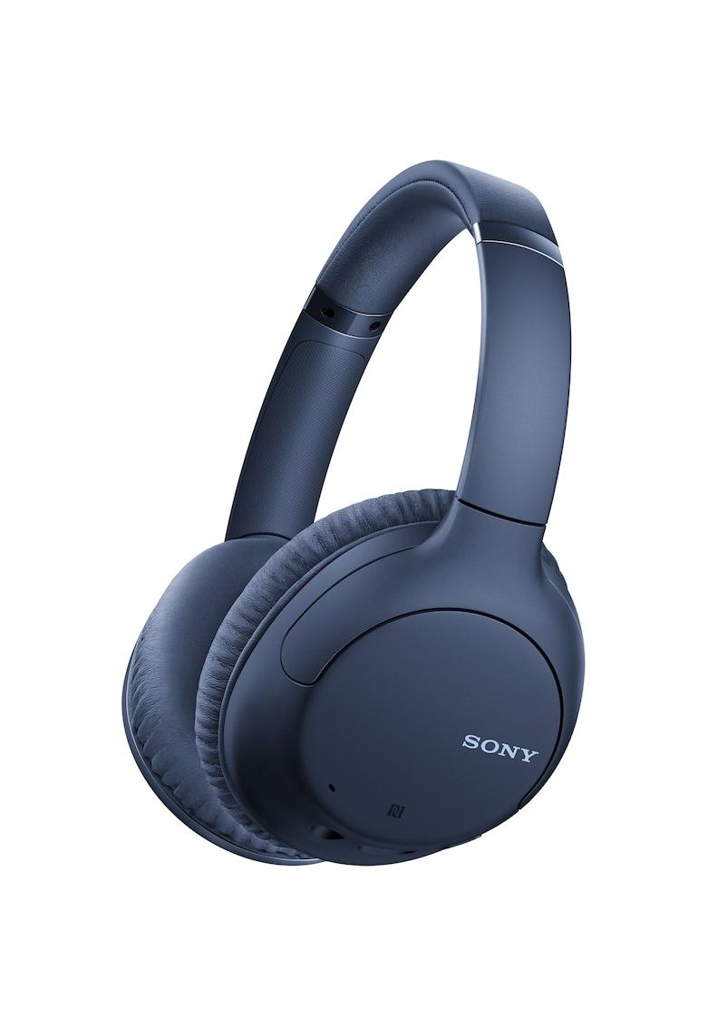 Casti audio WH-CH710NW - Noise Canceling - Google Assistant - Wireless - Bluetooth - NFC - Autonomie de 35 ore