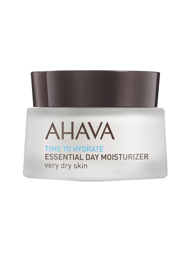 AHAVA Crema hidratanta de zi pentru ten uscat sau foarte uscat  Time to hydrate - 50 ml