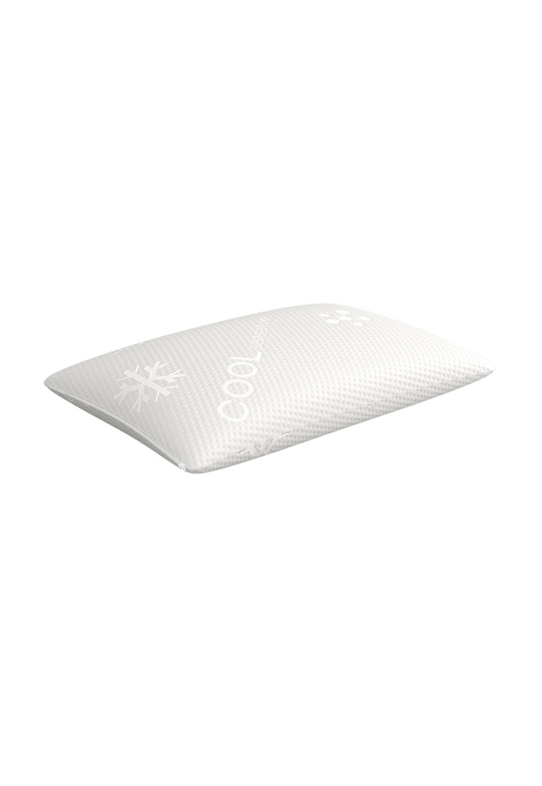 Perna CoolComfort - 100% Memory Foam HD® - tratament CoolSensation - 60x40x12 cm