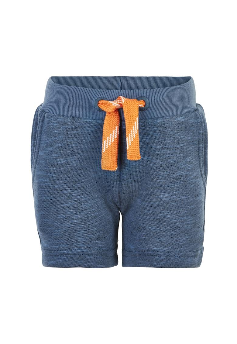 Pantaloni scurti din amestec de bumbac organic - cu snur fashiondays.ro