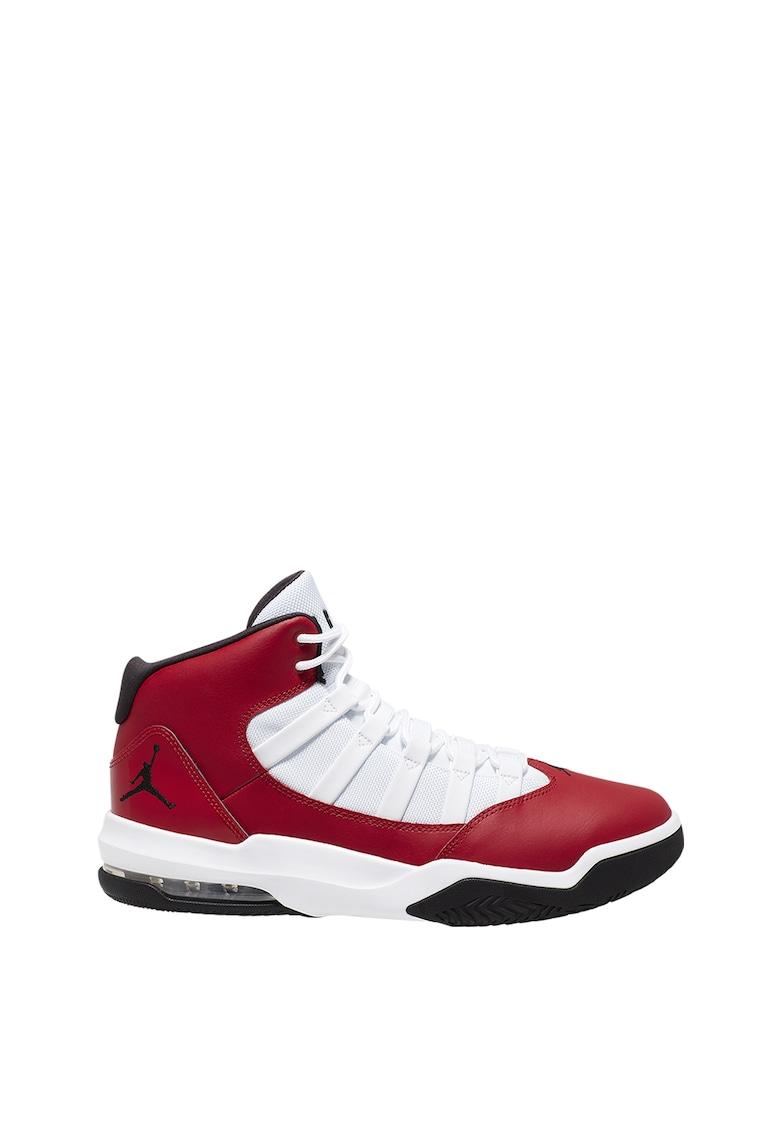 Pantofi sport cu model colorblock Jordan Max Aura