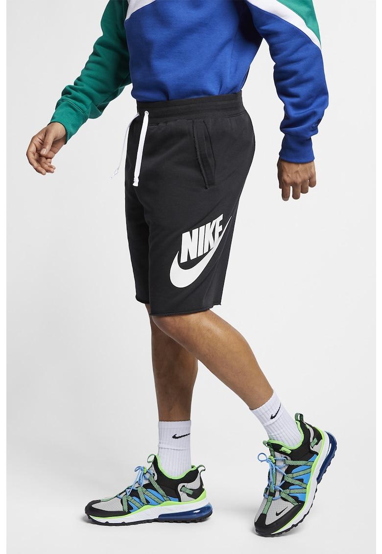 Bermude sport cu imprimeu logo Sportswear