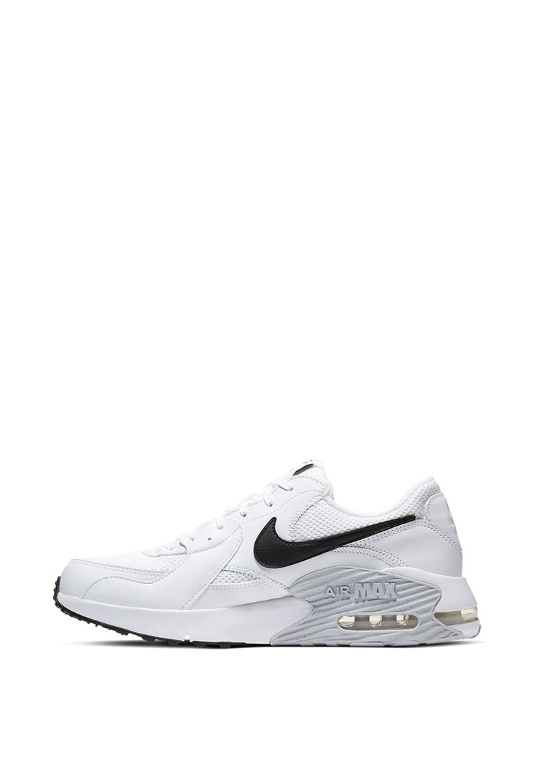 Pantofi sport cu garnituri din piele intoarsa Air Max Excee imagine