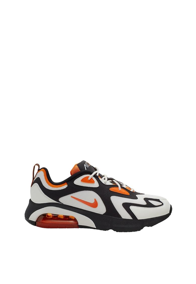 Pantofi sport cu model colorblock Air Max 200 imagine promotie