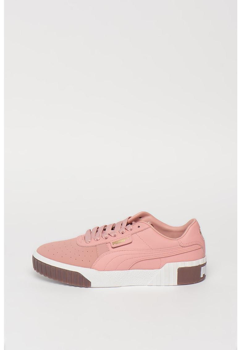Pantofi sport din piele Cali Exotic