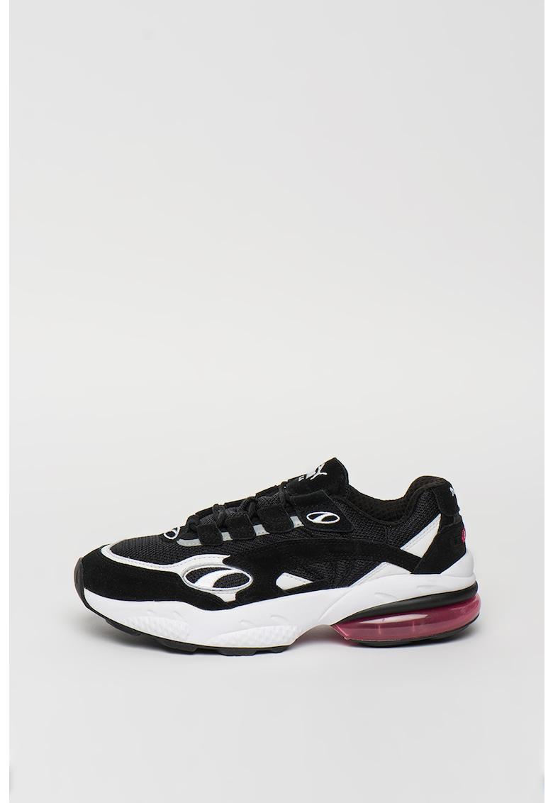 Pantofi sport cu aspect masiv si amortizare Cell Venom imagine