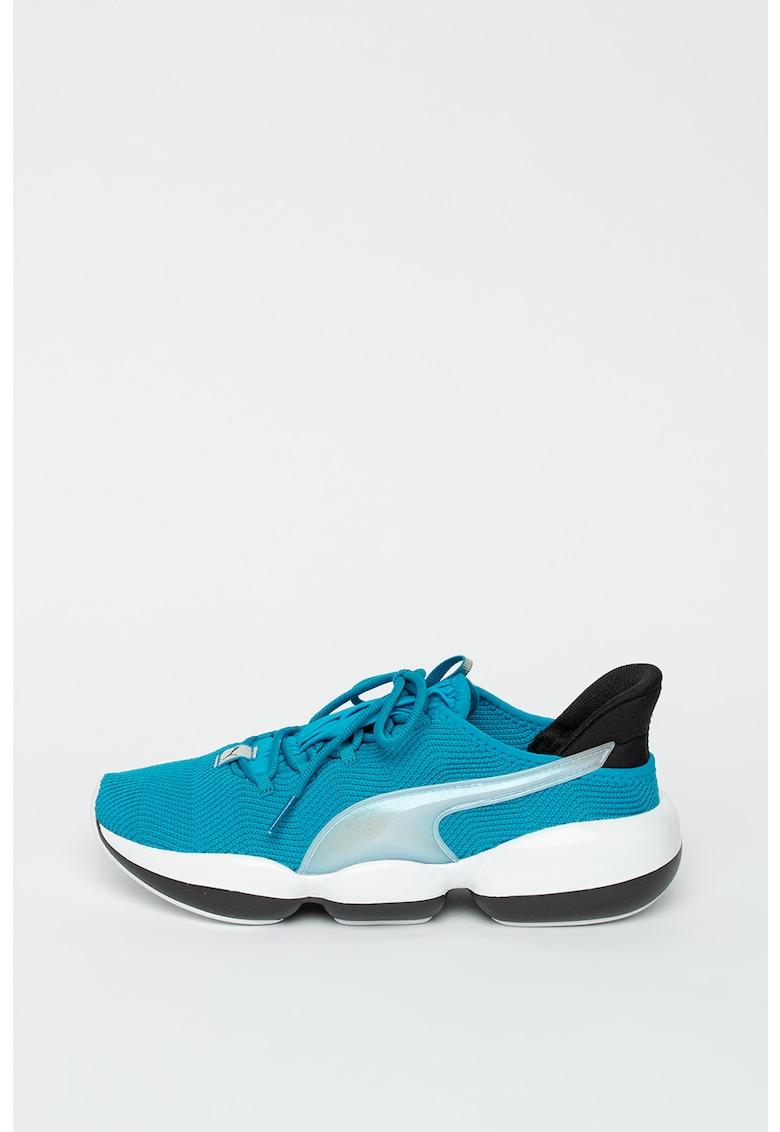 Pantofi sport de plasa tricotata cu insertii de neopren Mode XT
