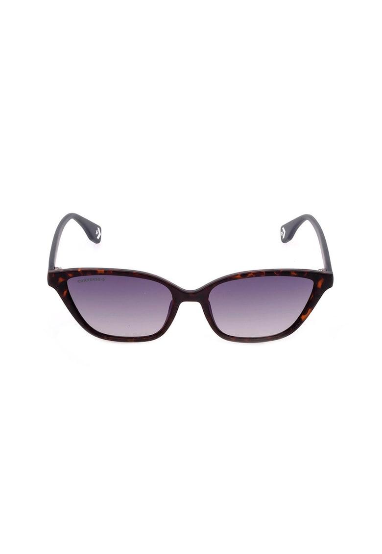 Ochelari de soare cat-eye cu lentile in degrade poza fashiondays