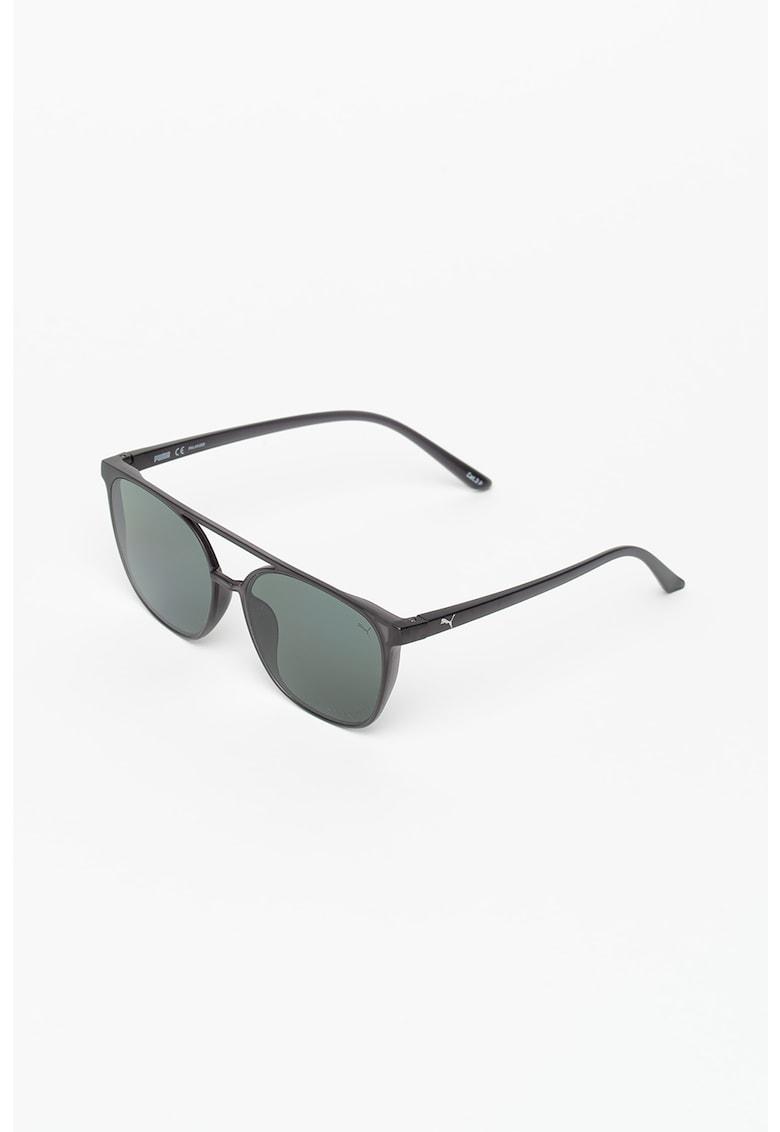 Ochelari de soare aviator patrati cu lentile polarizate imagine