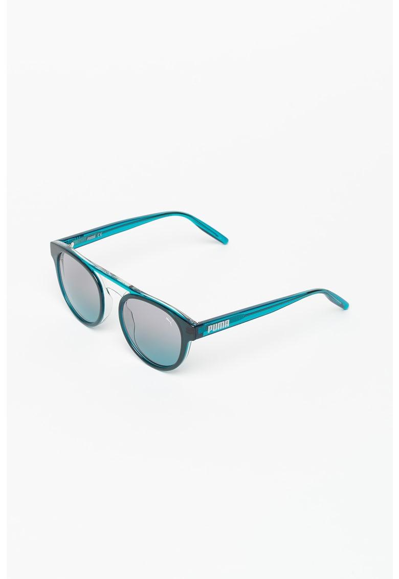 Ochelari de soare cu lentile in degrade Puma fashiondays.ro