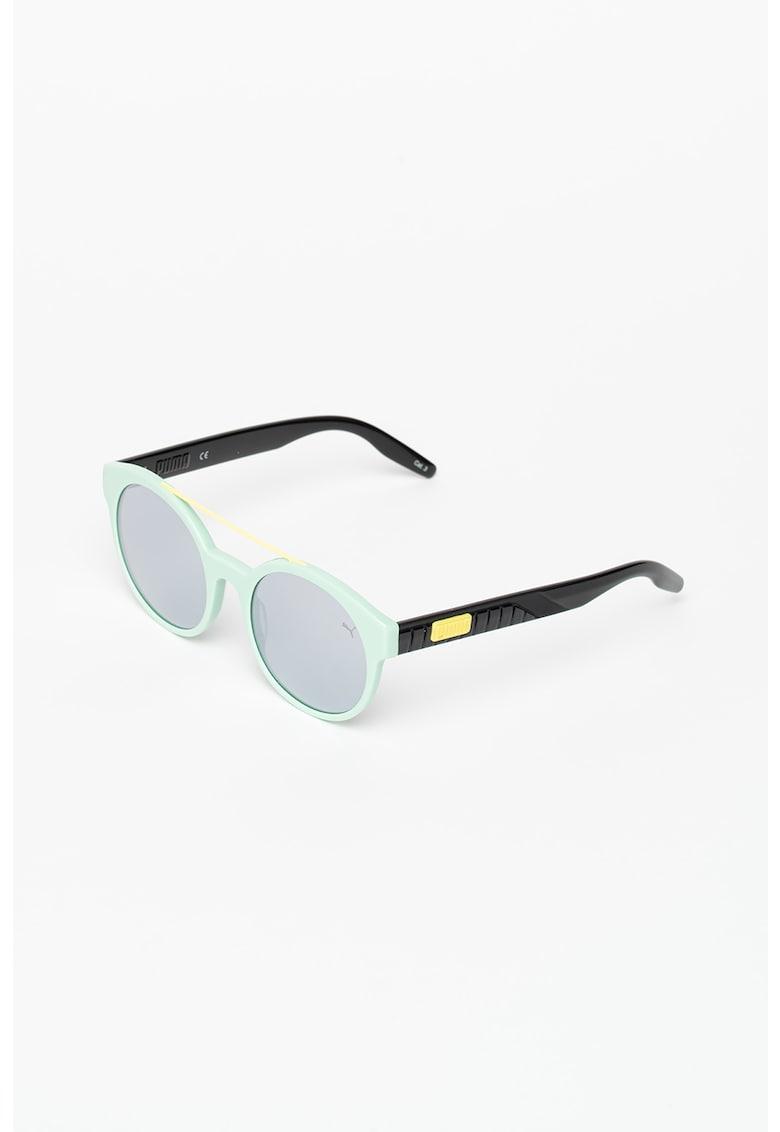 Ochelari de soare rotunzi cu lentile uni imagine
