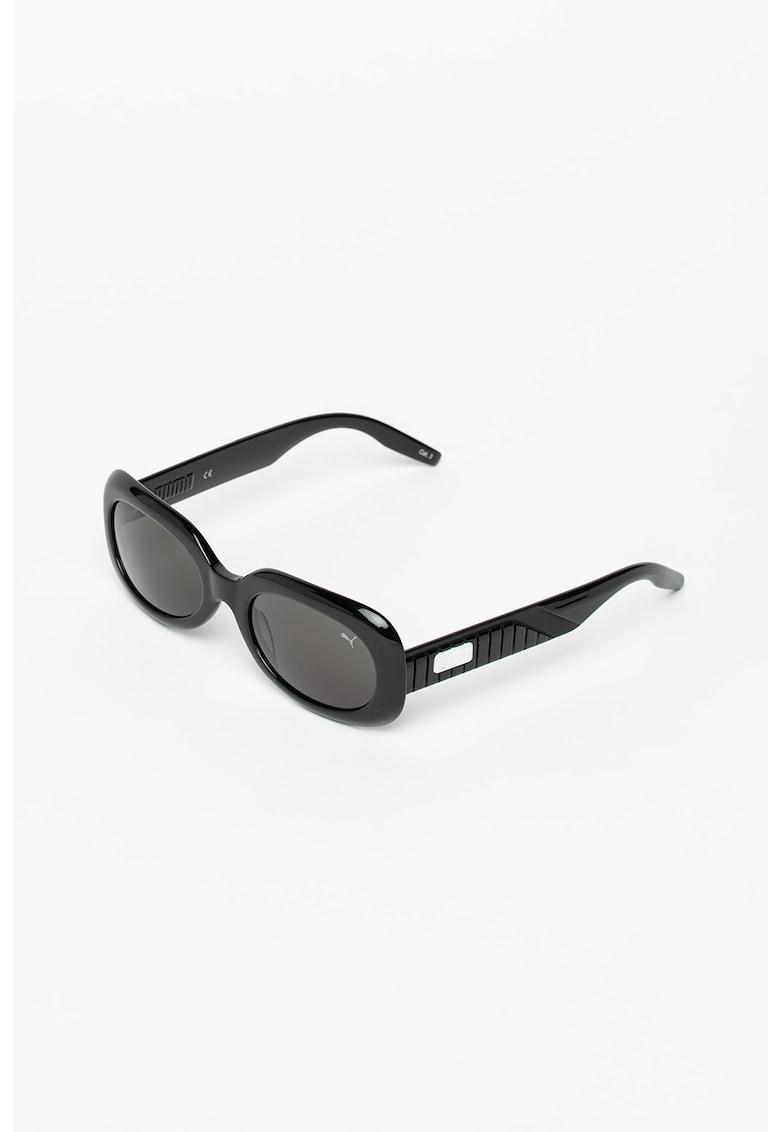 Ochelari de soare wrap cu lentile uni
