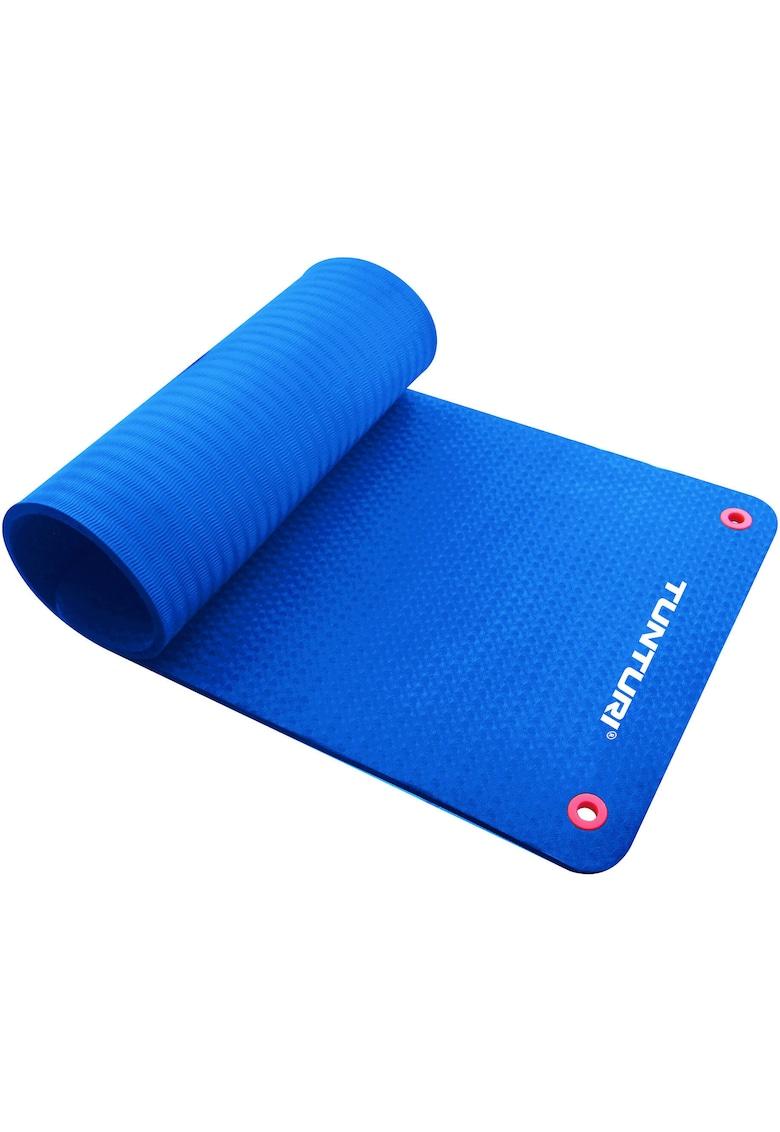 Saltea fitness/yoga Pro - 180 x 60 x 1.5 cm - albastru imagine fashiondays.ro 2021