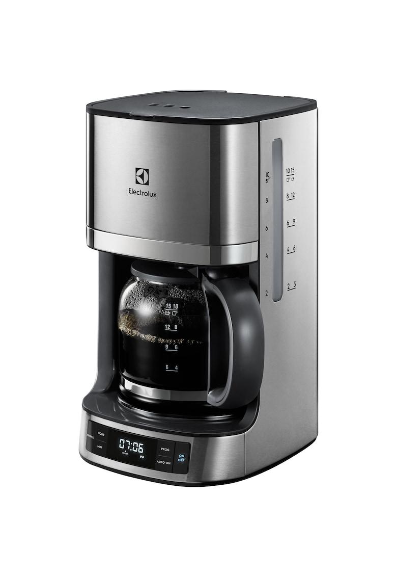 Electrolux Cafetiera   - 1080W - 1 -375L - selector aroma - timer programabil 24h - Auto-off 40 min - corp inox
