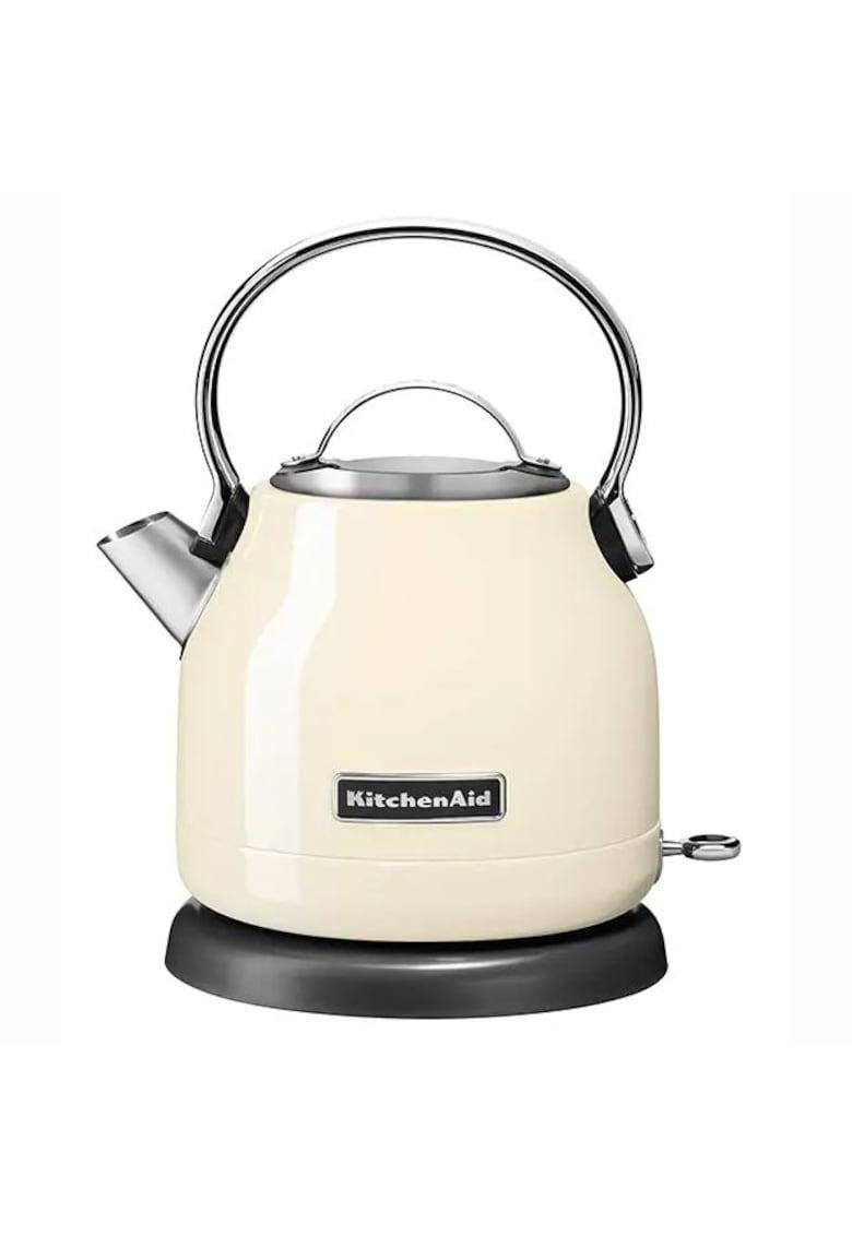 Fierbator 2200W - 1.25l - Crem KitchenAid fashiondays.ro