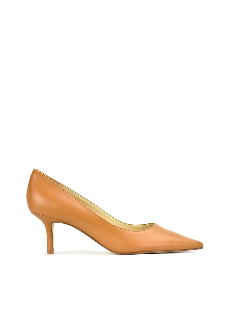 Pantofi stiletto de piele Arlene