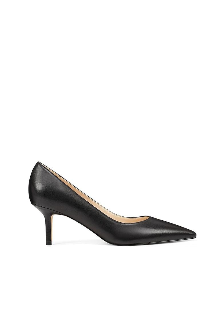 Pantofi stiletto de piele Arlene de la NINE WEST