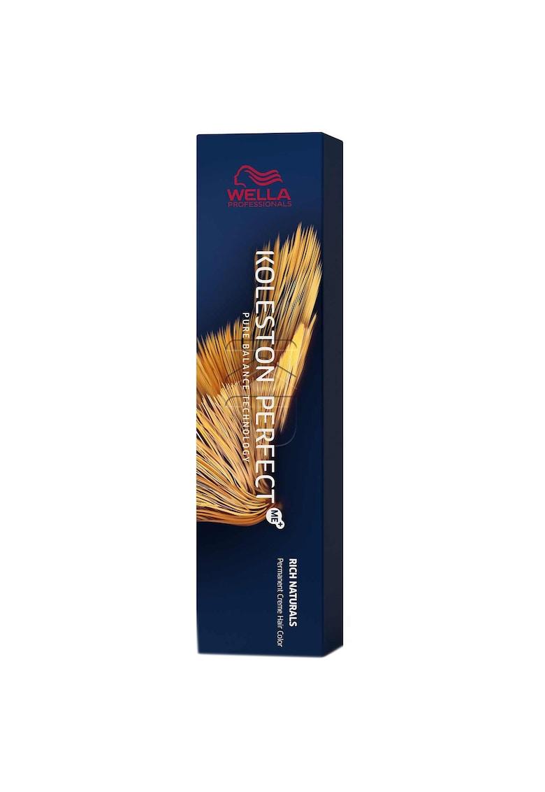 Vopsea de par permanenta  Koleston Perfect 8/2 COOL RICH NATURALS Blond deschis mat - 60 ml