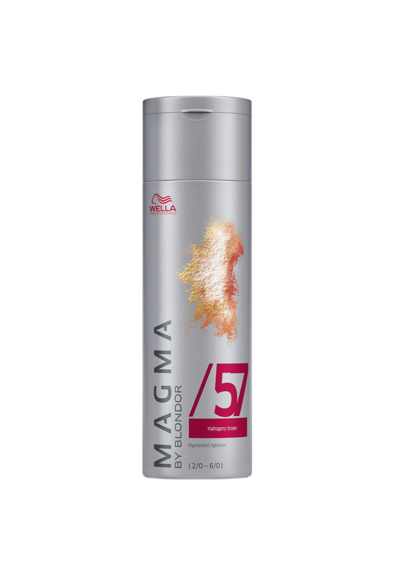 Vopsea de par pudra  Magma 57 pentru suvite - 120 g