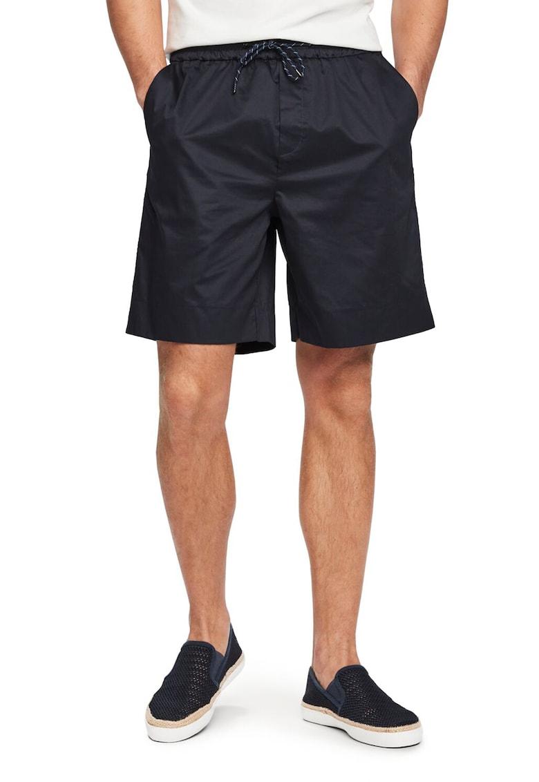 Pantaloni scurti cu talie ajustabila cu snur