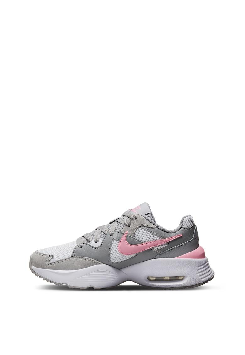 Nike Pantofi sport cu accente colorblock Air Max Fusion
