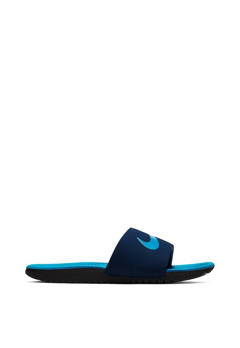 Papuci cu logo Kawa imagine fashiondays.ro