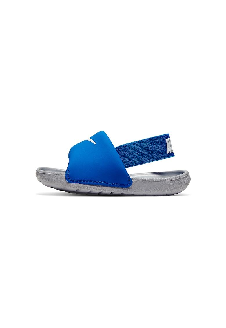Sandale slingback cu brant texturat Kawa imagine fashiondays.ro