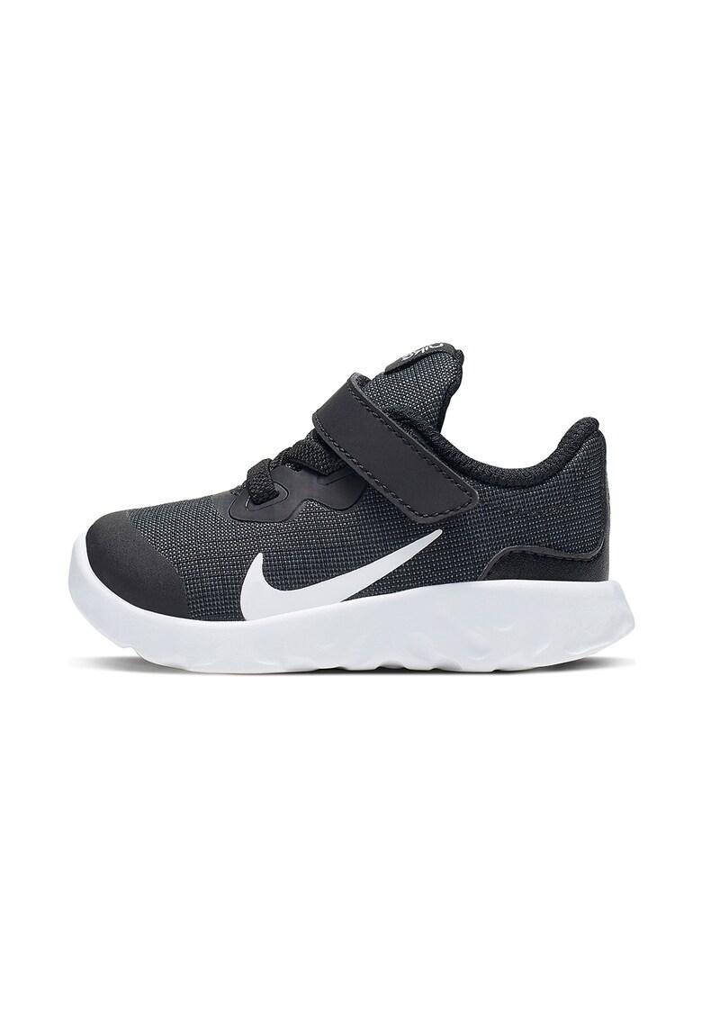 Pantofi sport cu sireturi elastice si amortizare Explore Strada