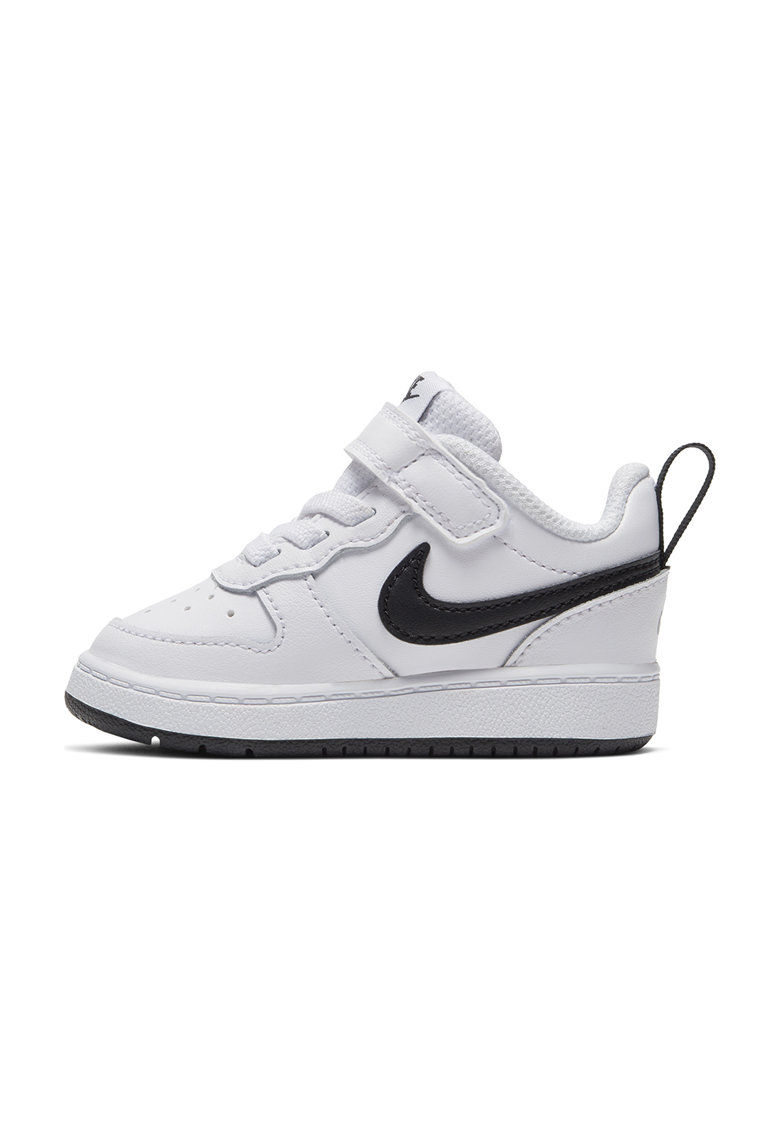 Pantofi sport cu garnituri de piele Court Borough Low 2