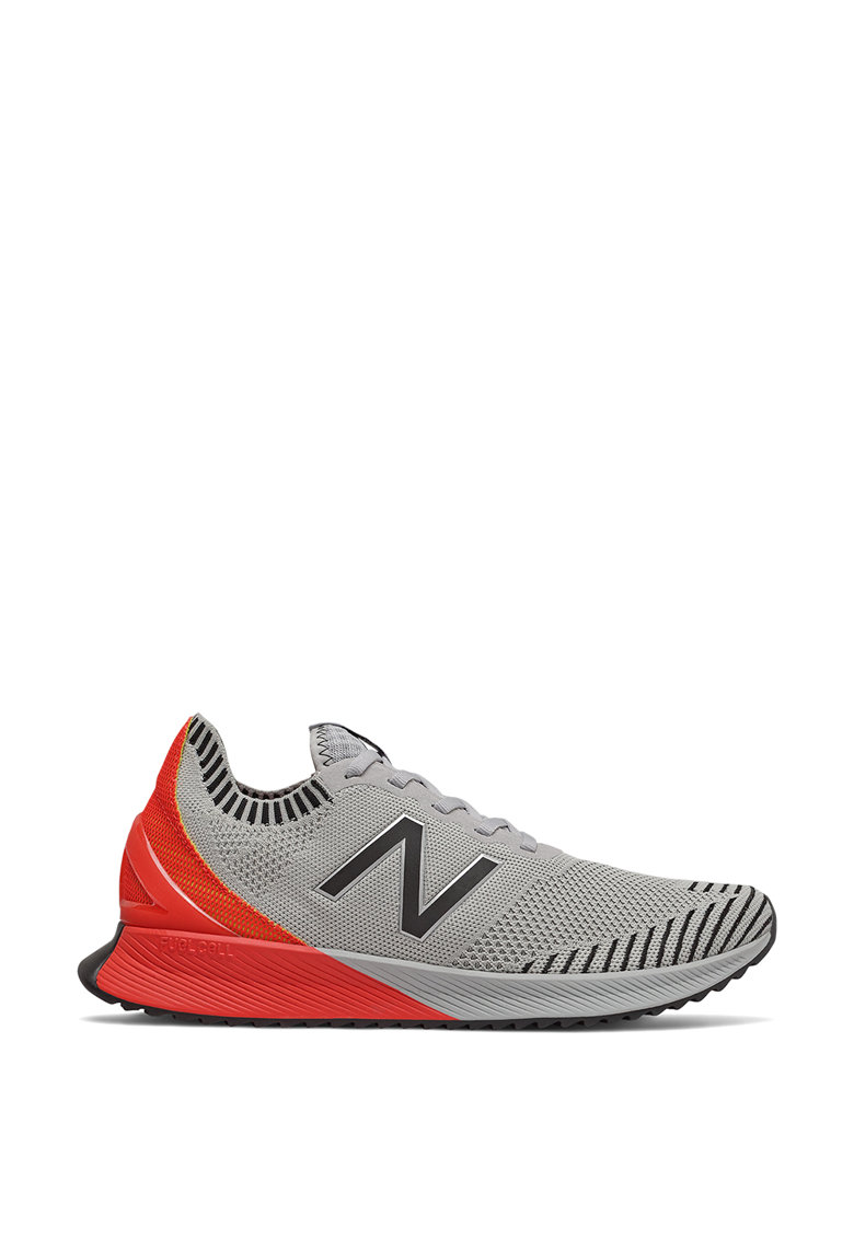 Pantofi cu insertii de plasa tricotata - pentru alergare Echo