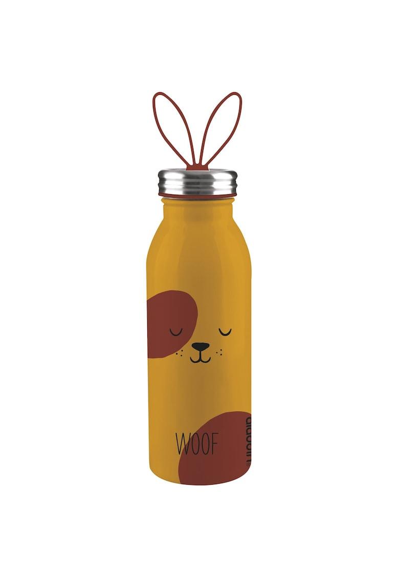 Sticla termos Zoo iepuras - 450 ml imagine fashiondays.ro