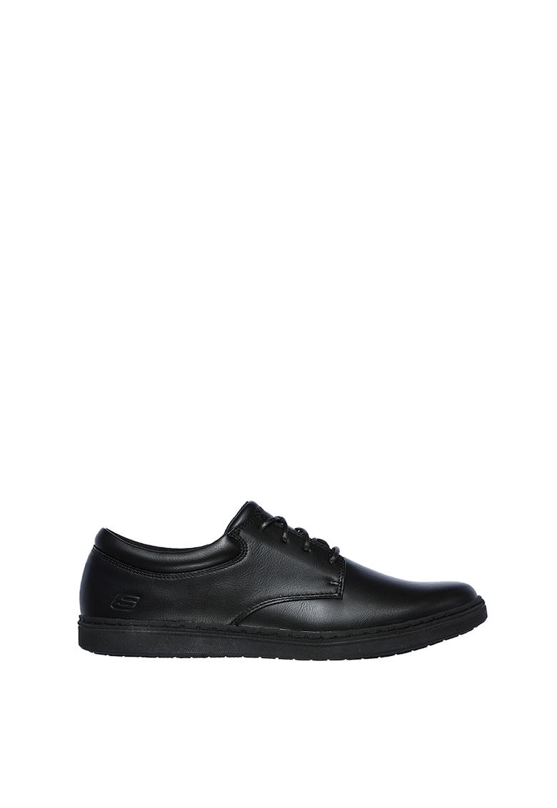 Pantofi casual de piele ecologica Lanson-Escape imagine