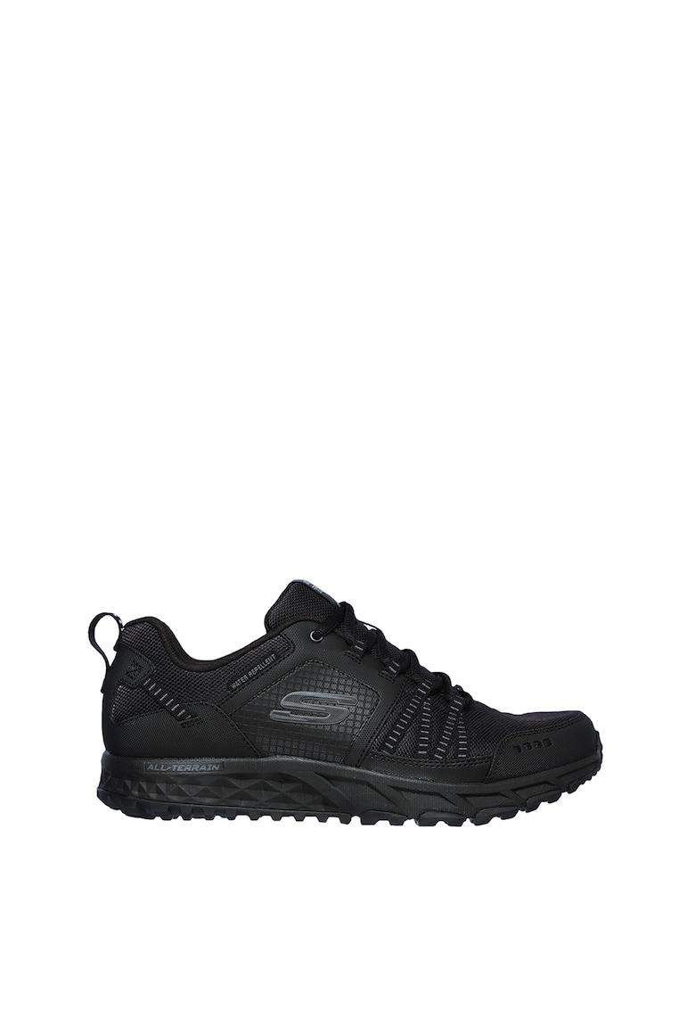 Pantofi cu garnituri de piele - pentru alergare Escape Plan Trail imagine