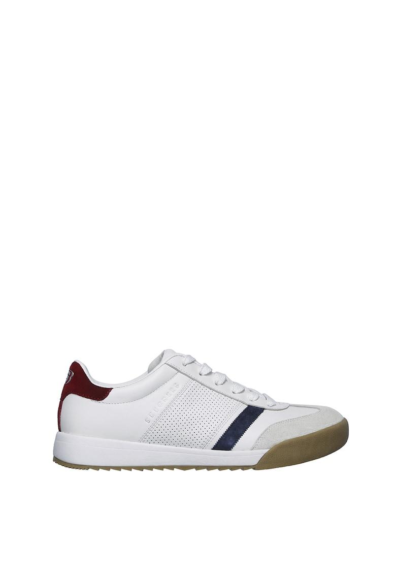Pantofi sport cu garnituri de piele intoarsa Zinger