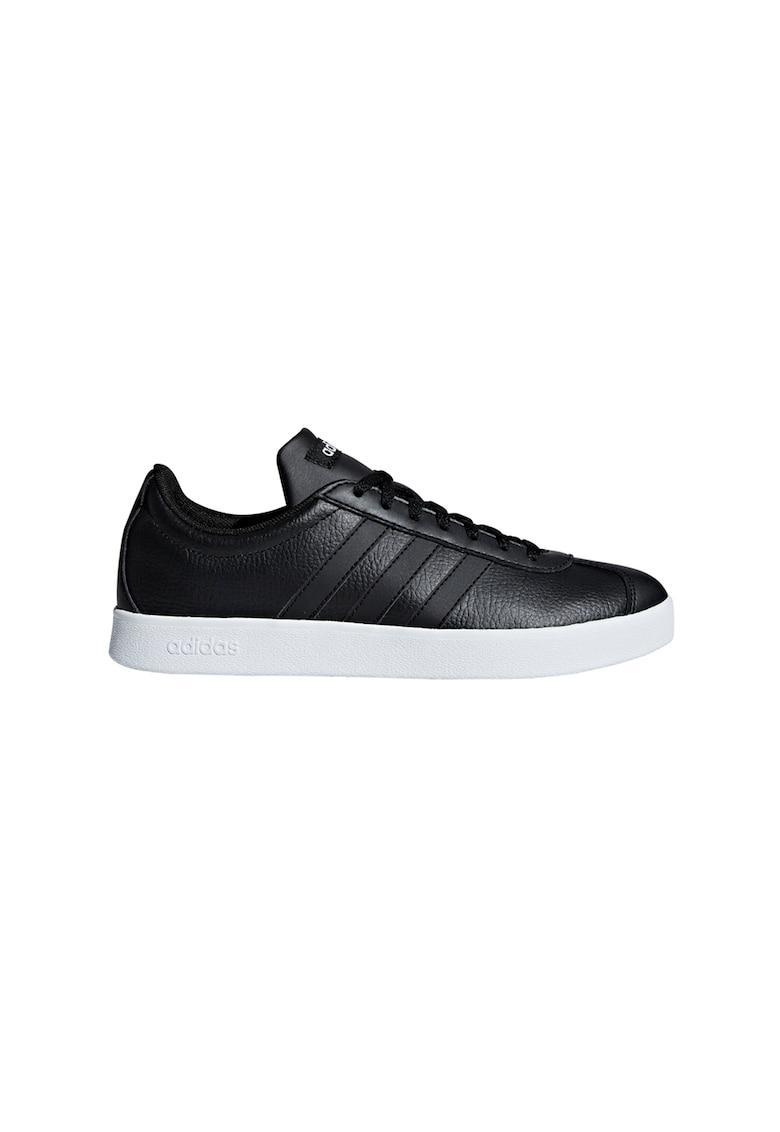 Pantofi sport de piele ecologica Court 2.0