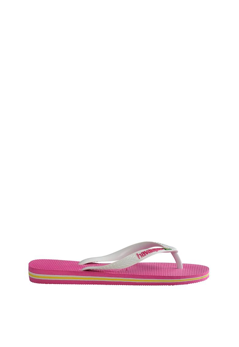 Papuci flip-flop unisex Brasil