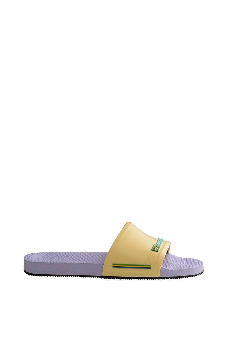 Papuci unisex Brasil