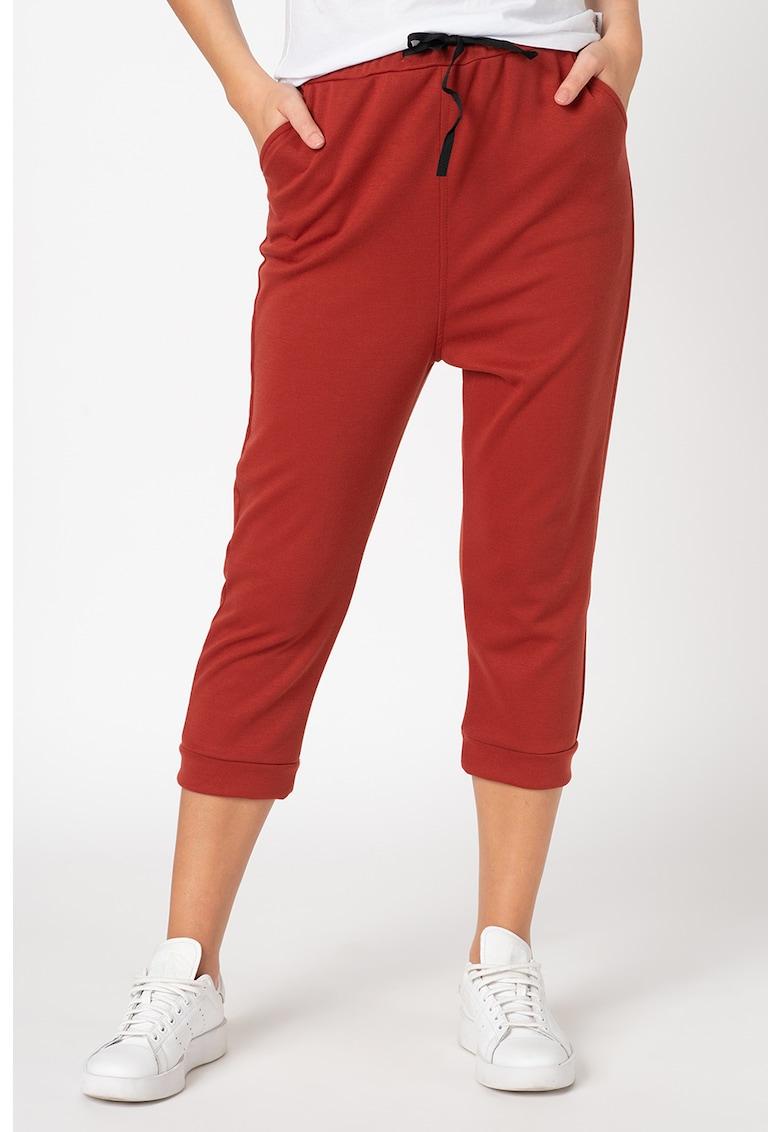 Pantaloni sport crop