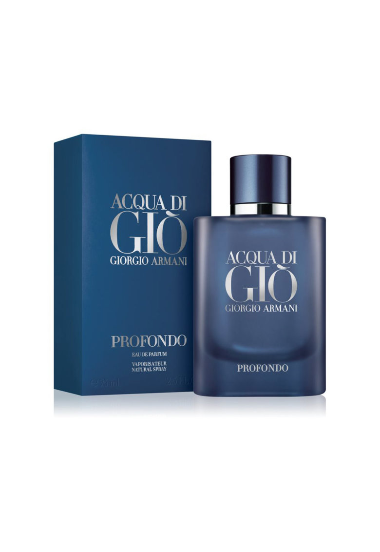 Apa de Parfum Acqua di Gio Profondo - Barbati - 75 ml imagine