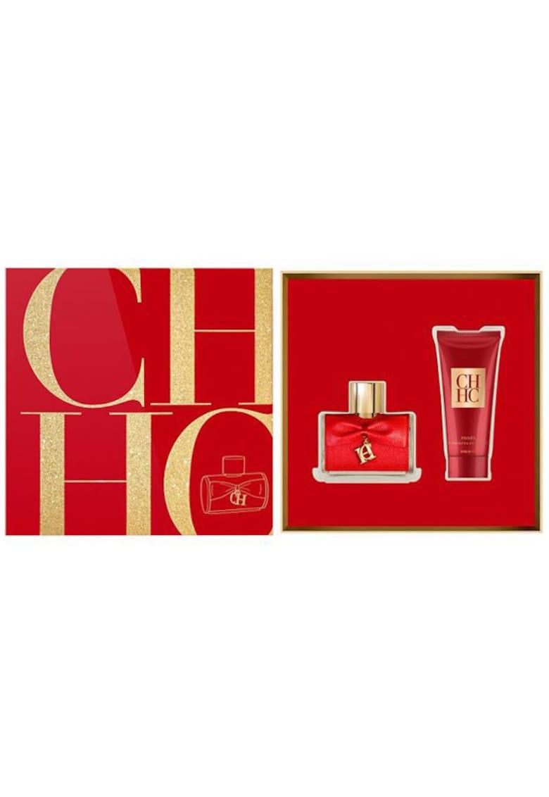 Set CH Privee - Femei: Apa de Parfum - 80 ml + Lotiune de corp - 100 ml