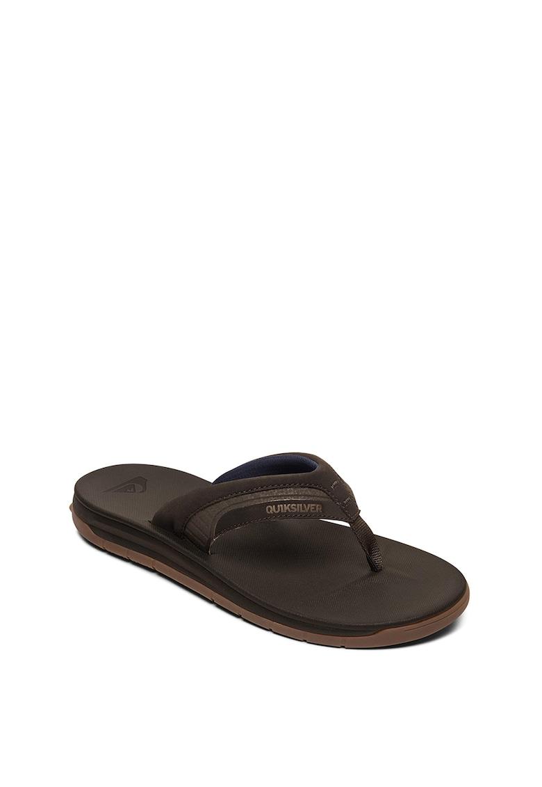 Papuci flip-flop cu talpa ergonomica Coast imagine