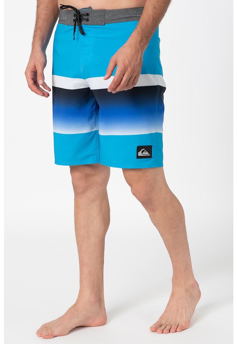 Pantaloni scurti de baie cu buzunar cu fermoar imagine