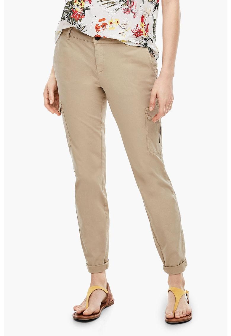 Pantaloni cu buzunare multiple