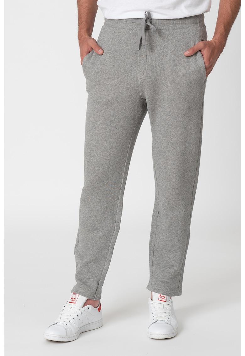 Pantaloni sport cu snur ajustabil